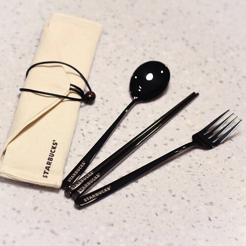 starbuck_stainless_steel_cultery_set_complimentary