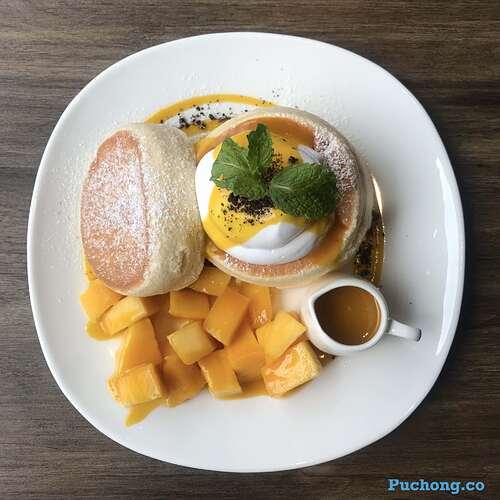 souffle-dessert-cafe-puchong-jaya-mango-souffle-pancake