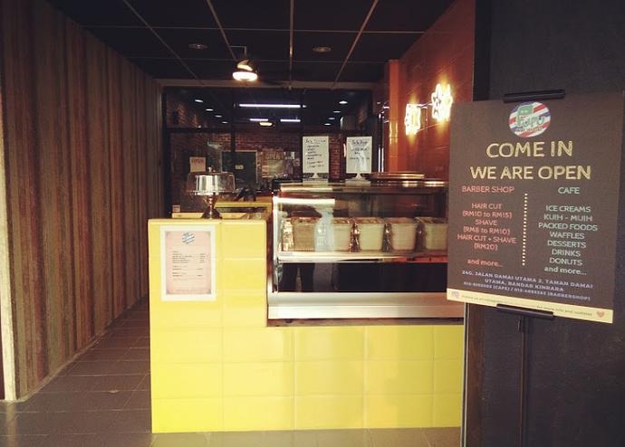 FUFU BARBER SHOP & CAFE