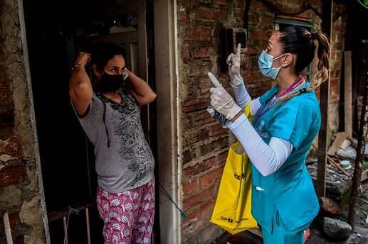 COLOMBIA-HEALTH-VIRUS