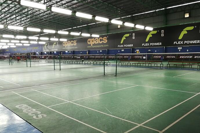 Supercourts Badminton Centre