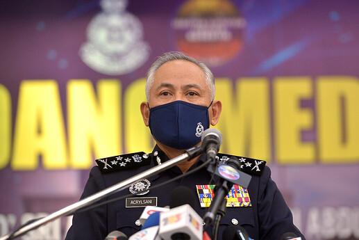 Datuk Seri Acryl Sani Abdullah