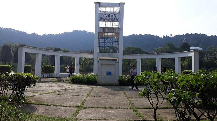 Taman Wawasan Recreational Park 01