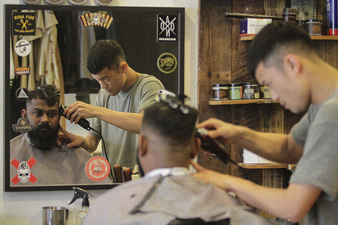 Barbers, hairdressers and personal grooming business allowed to resume business from June 10