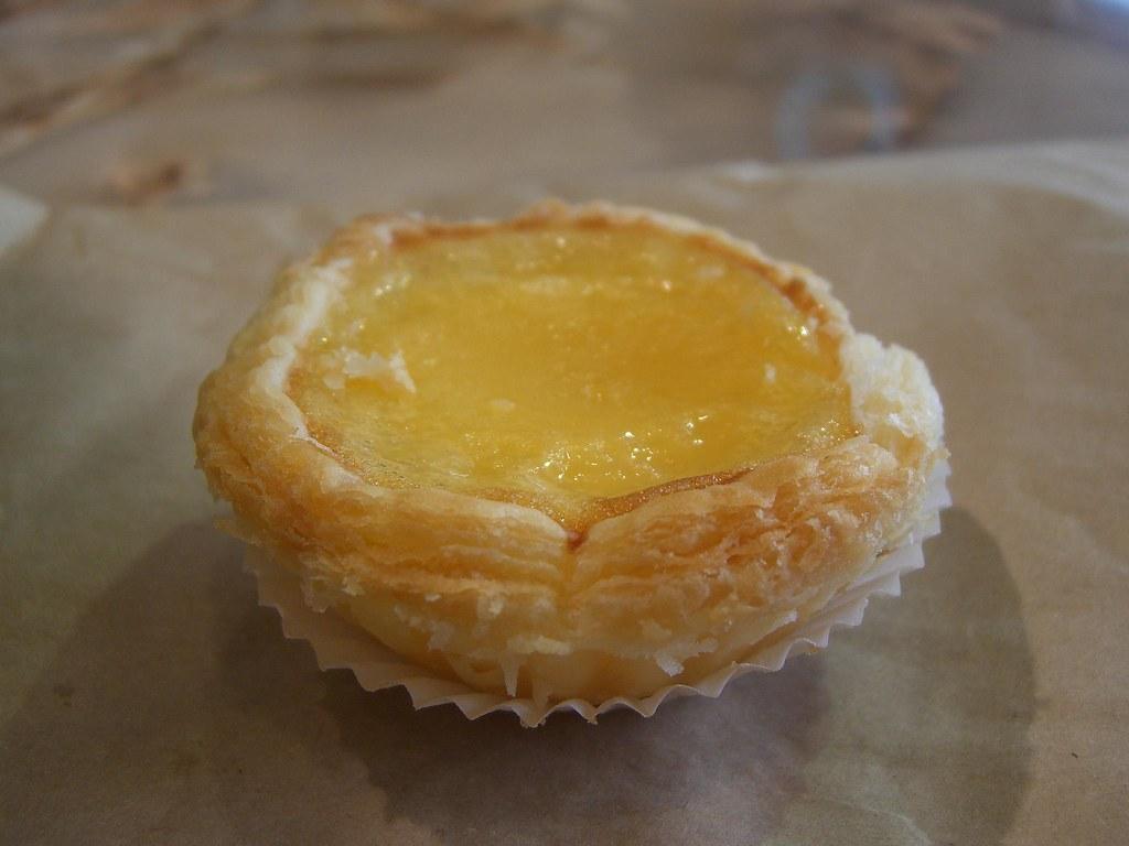 Hong Kong Style Egg tart