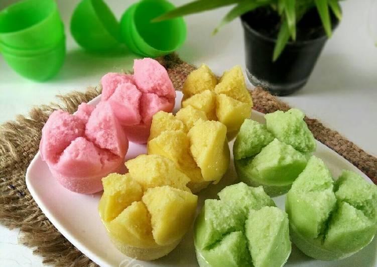 Kue Mangkok (Cup Cakes)