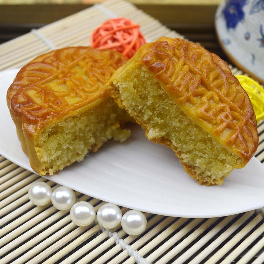 coconut moon cake