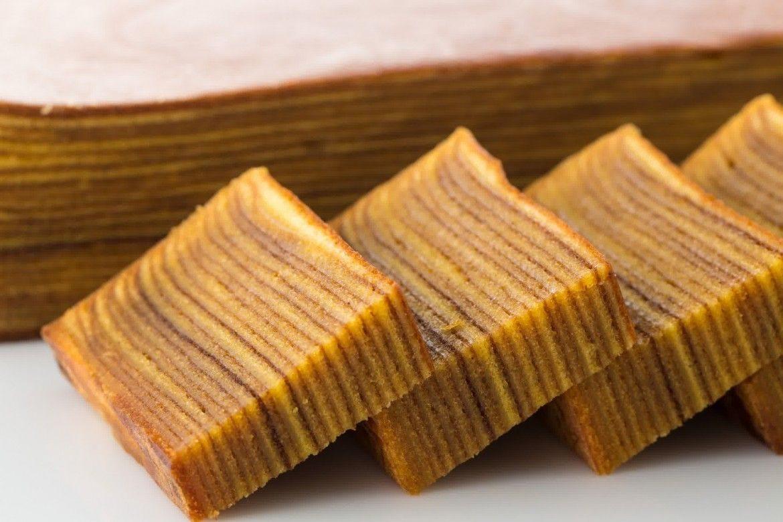Multilayered Butter Cake (Lapis Legit)