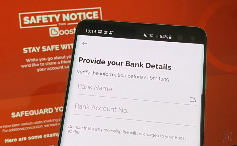 Boost-ewallet-withdraw-to-bank
