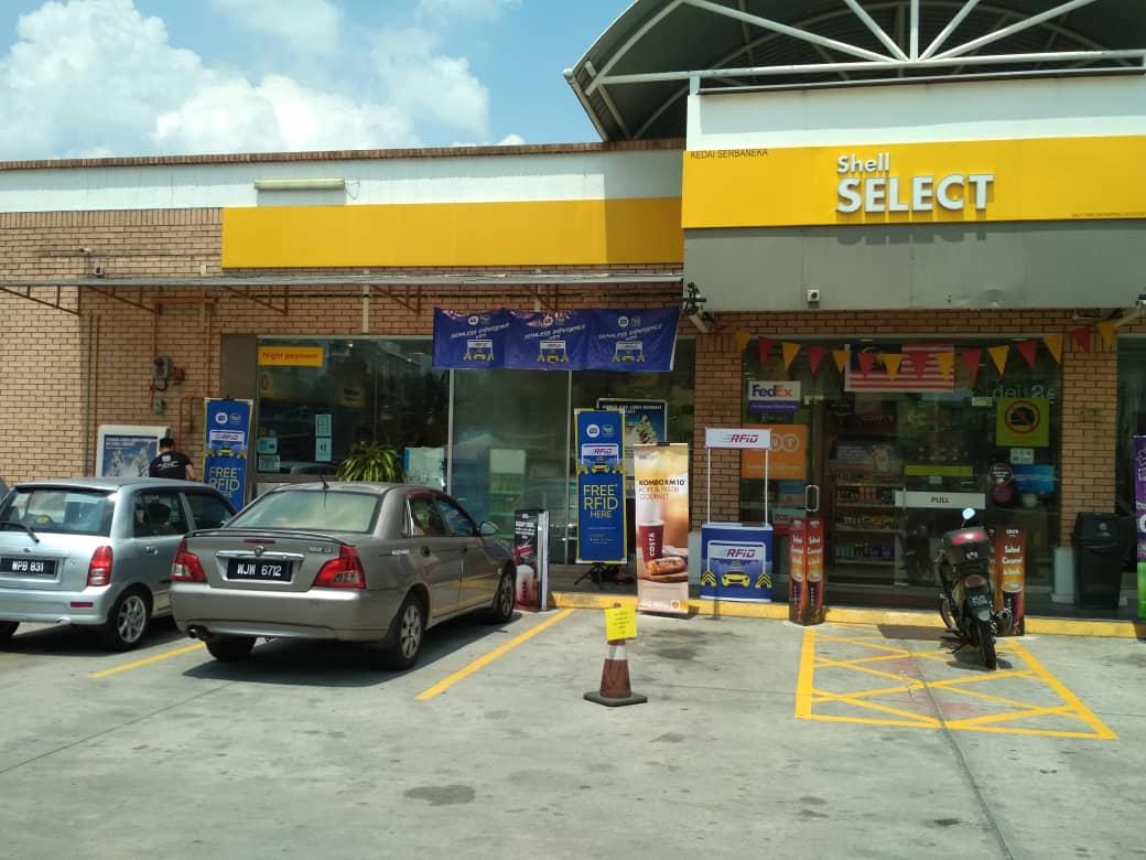 install_rfid_at_shell_jalan_kepong_1