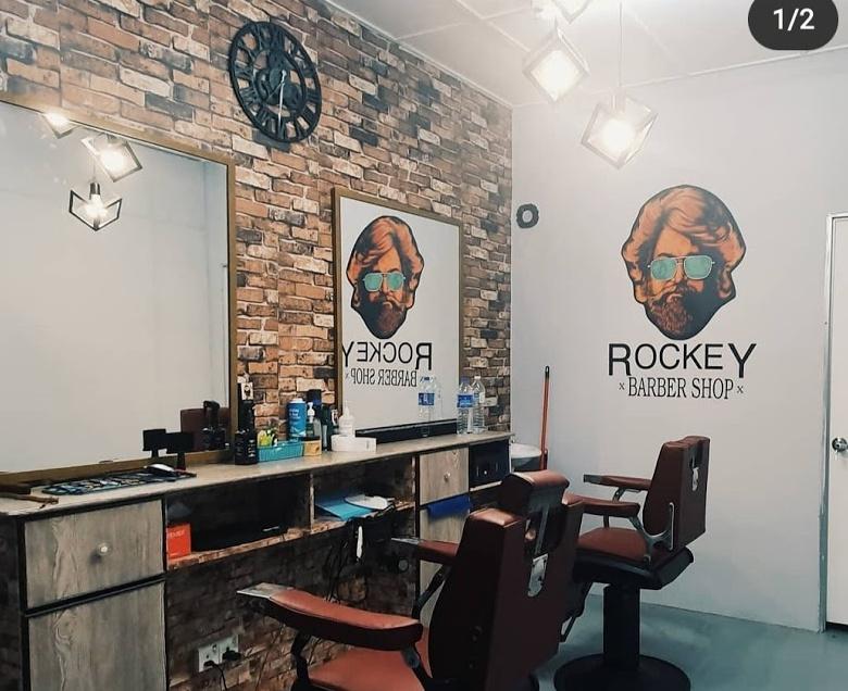 Rockey barber shop