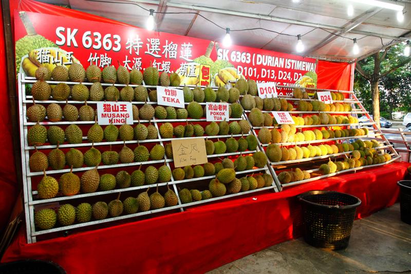 cheap durian buffet malaysia