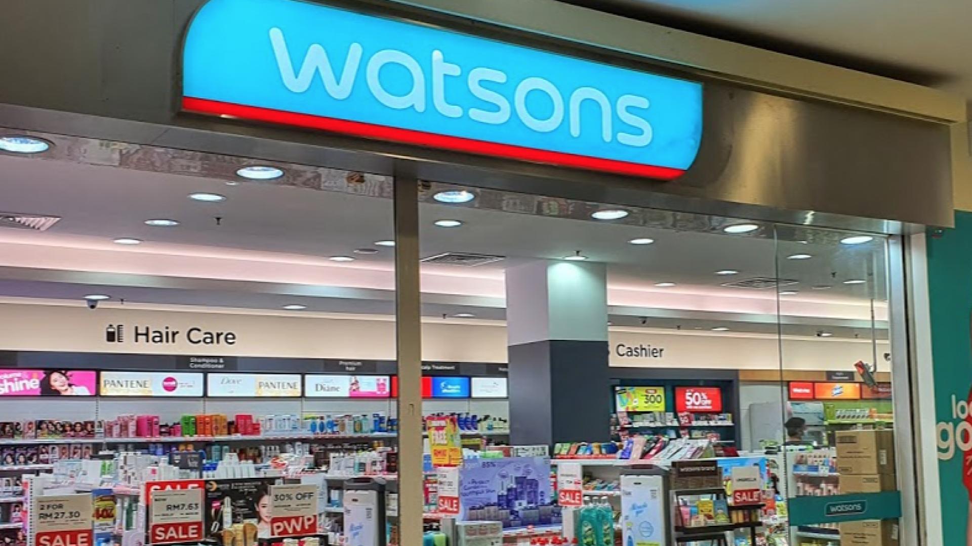 Watsons @ Aeon Big Puchong Utama