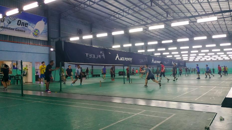 Puchong Badminton Centre - Sports - puchong.co