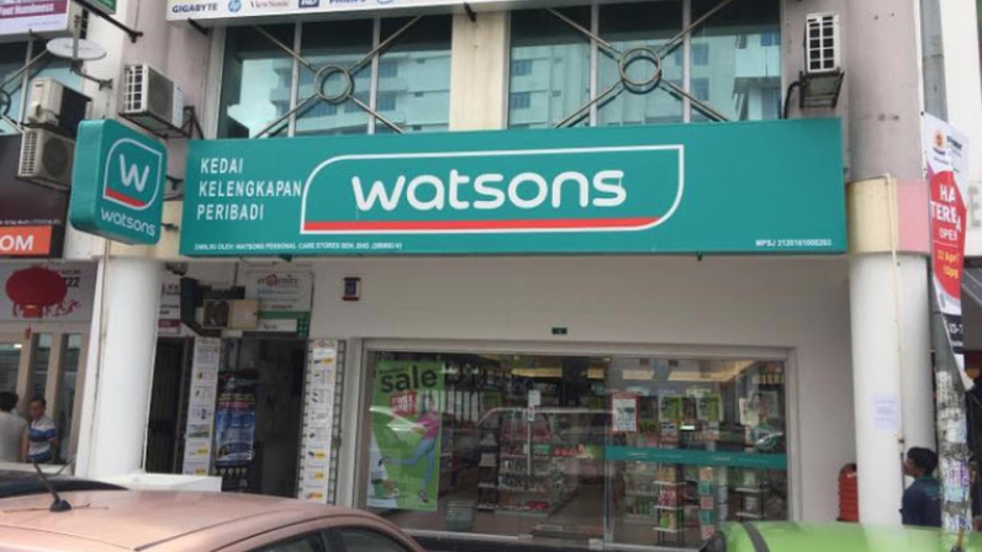 Watsons Bandar Puteri