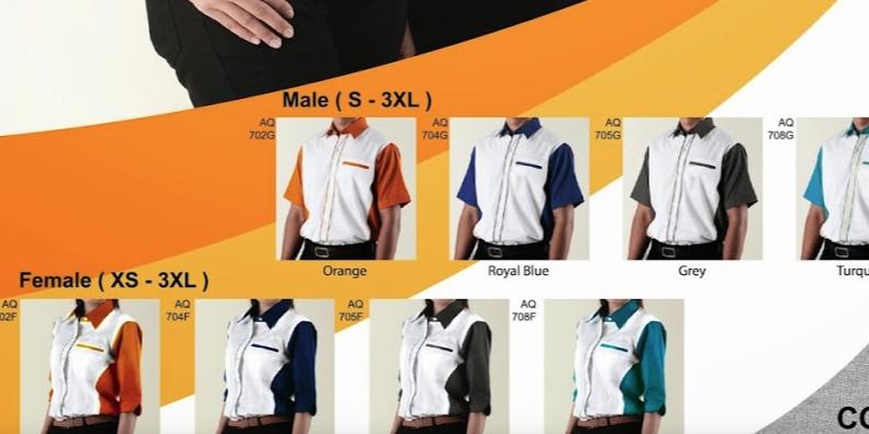 uniform and t-shirt printing