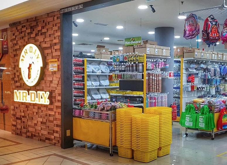 MR.DIY IOI Mall
