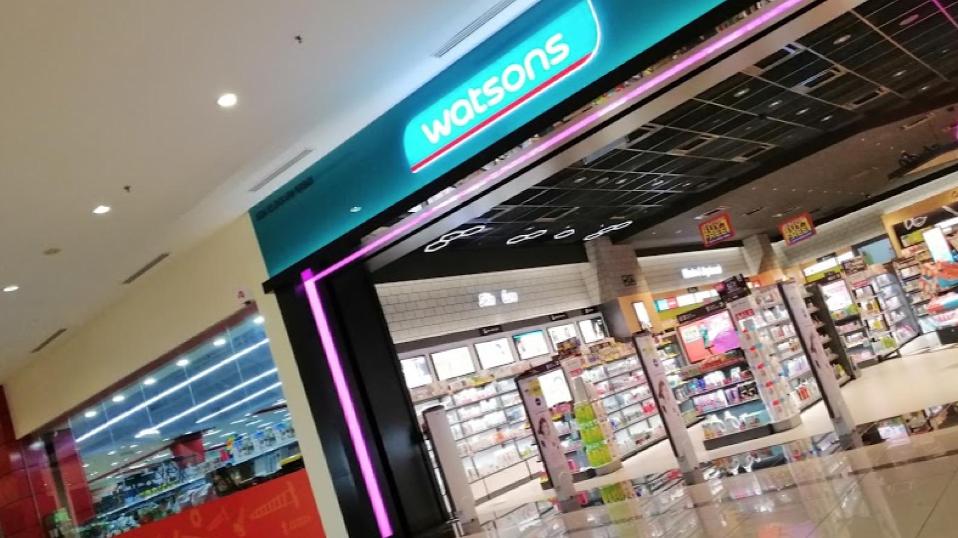 Watsons @ South Court IOI Mall