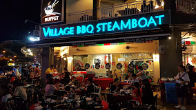 Village BBQ Steamboat