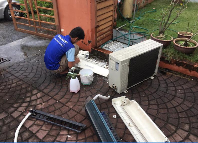 Servis Aircond : Aircond Service - Puchong & Putrajaya