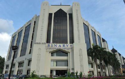 Binary University College Building